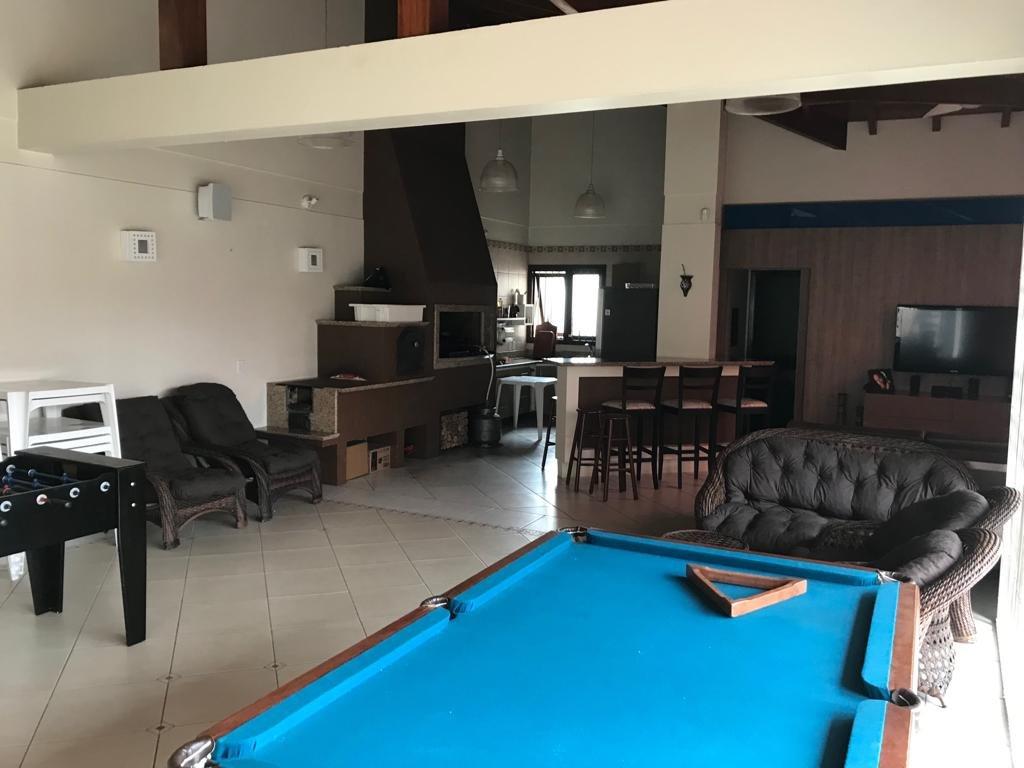 Salão de festas e convivência